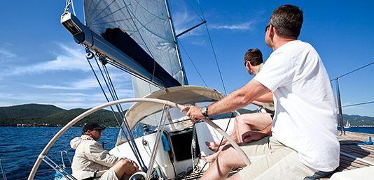 Discover Sailing with New England Sailing Center