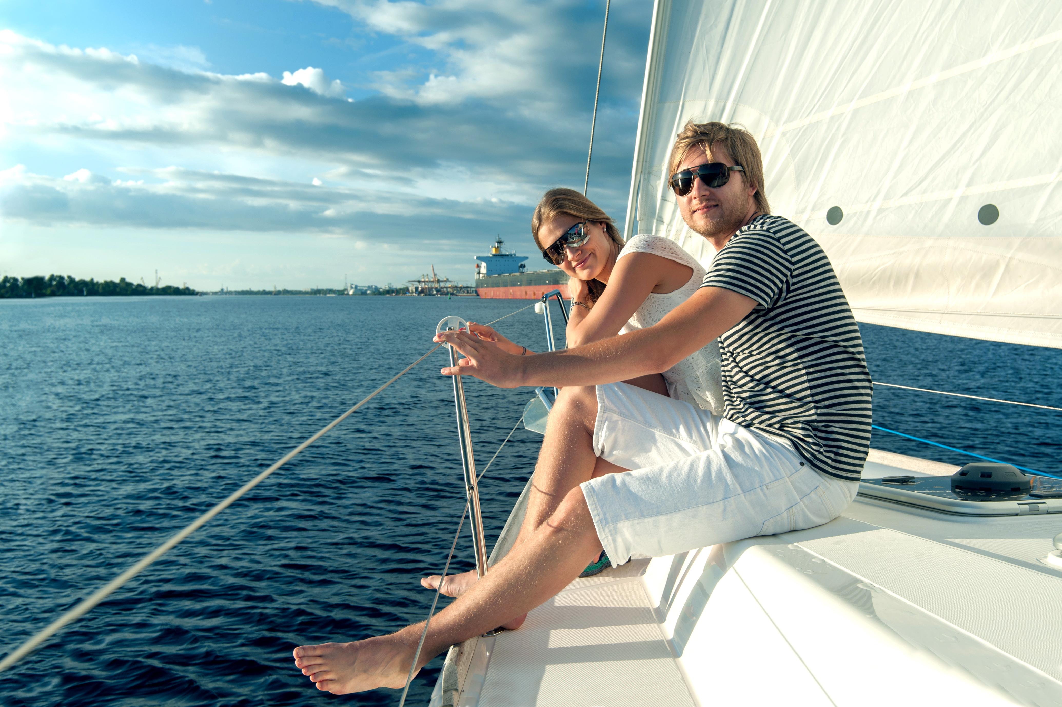 Plan your British Virgin Island (BVI) sailing vacation