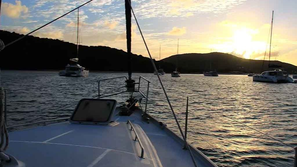 NESC Intro to Sailing 3-hour afternoon or sunset sail on Newport Harbor