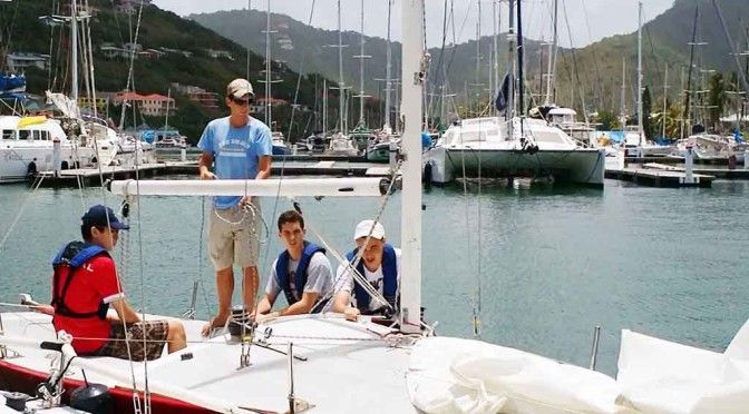 NESC Special-Late Booking Discount - basic keelboat sailing lesson in newport, ri