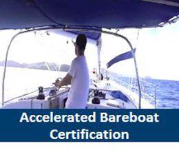 NESC Accelerated Bareboat Sailing Course Certification
