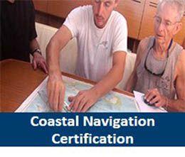 NESC Coastal Navigation Sailing Course Certification