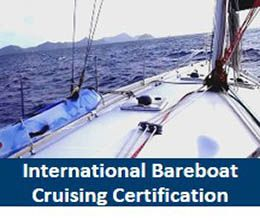 NESC International Bareboat Cruising Sailing Course Certification