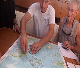 US Sailing Coastal Navigation certification in 8 hours